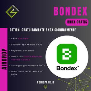 Bondex - BNDX Gratis