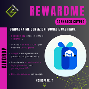 RewardMe - ME Gratis