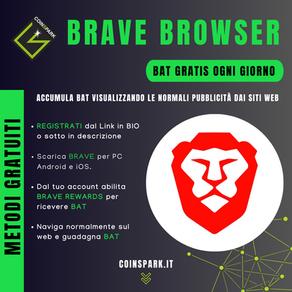 Brave - Il Browser del futuro