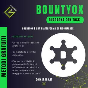 Bounty0x - Piattaforma di Ricompense in Crypto