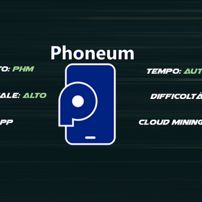 Phoneum - Cloud Mining + Game + Wallet