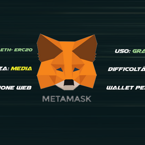 MetaMask - Wallet Estensione Browser
