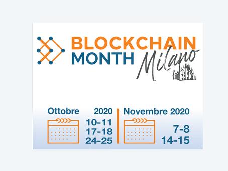 Blockchain Month Milano - Evento Formativo