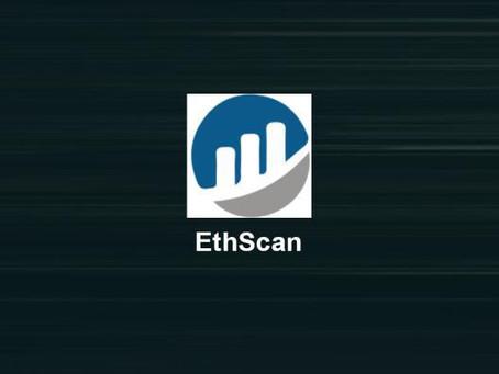 EtherScan Ethereum ERC20