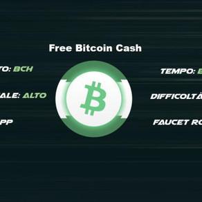 Free BitcoinCash - Faucet BCH