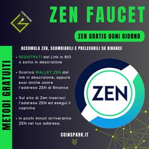 Zen Faucet - ZEN Gratis