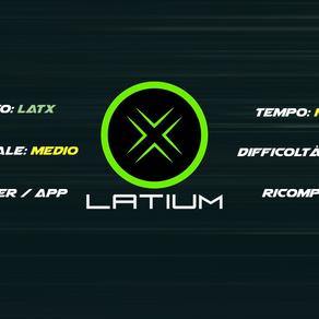 Latium - ricompense tra utenti