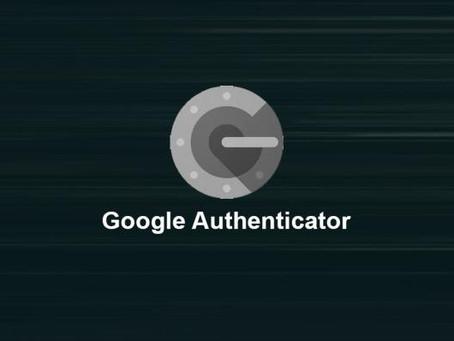 Google Authenticator  Doppia Sicurezza Account