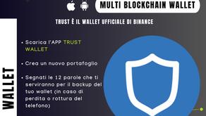 Trust Wallet - Sicurezza, Staking e Dapp