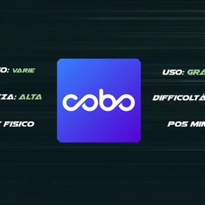 Cobo Wallet - Custodisci e Staking