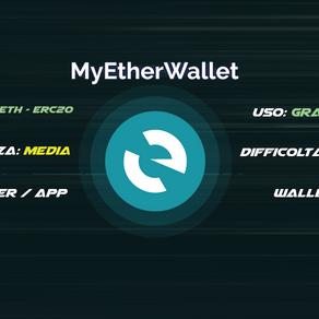 MyEtherWallet (MEW) per Web versione vintage