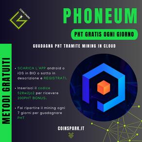 Phoneum - Cloud Mining + Game + Wallet