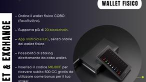 Cobo Wallet - Custodisci e Staking