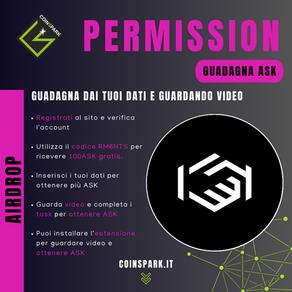 Permission - 100 ASK Gratuiti