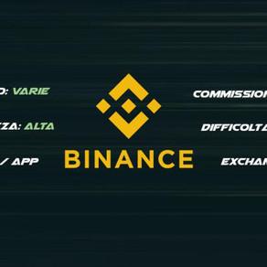 Binance: Risparmi Flessibili o Bloccati (Savings)