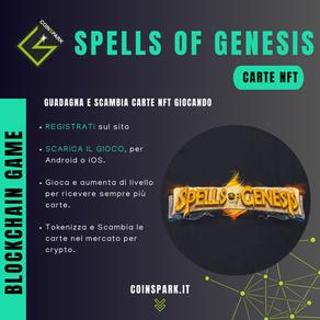 Spell Of Genesis - Carte NFT Scambiabili