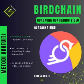 BirdChain - Accumula BIRD