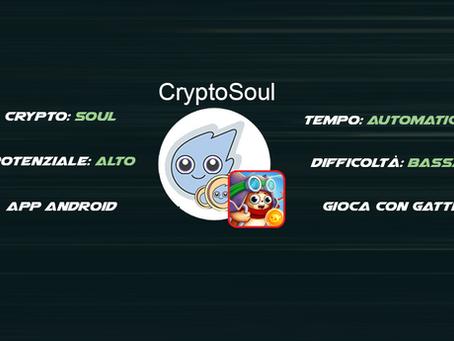 CryptoSoul - Accumula SOUL giocando con i Gatti