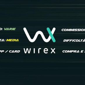 Wirex - Compra e Spendi crypto nei negozi