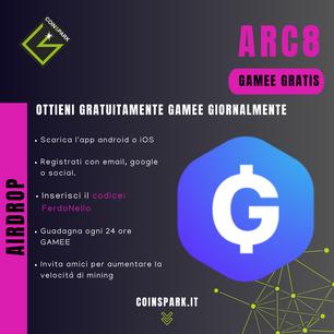 ARC8 Gmee