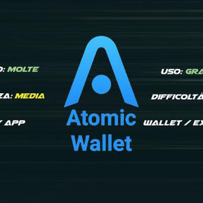 Atomic - Wallet Locale PC / Android IoS