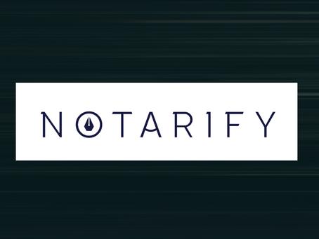 Notarify - Documenti al sicuro su Blockchain