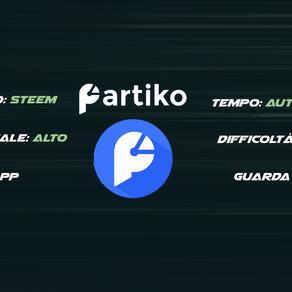 Partiko - Guadagna con i post