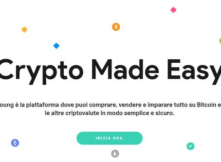 Young Platform - Contest Exchange Italiano