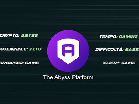 The Abyss Platform - Blockchain Game