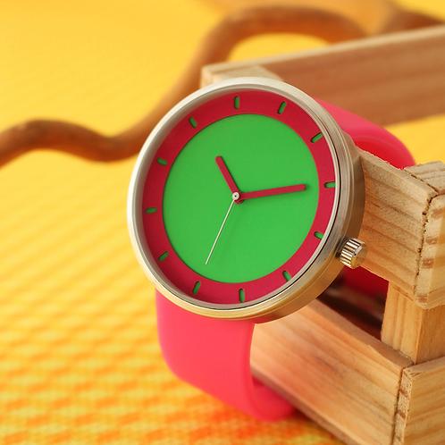 Reloj Neón