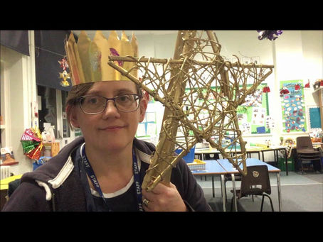 Squirrels Home Learners Christmas video!