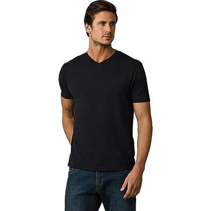 Tshirt básica gola V