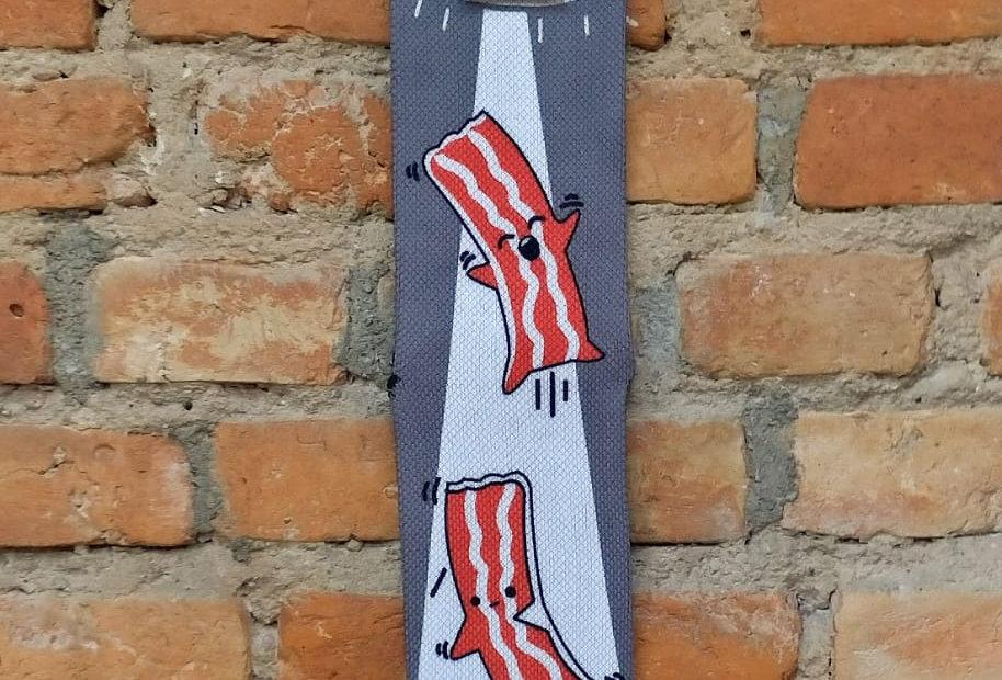 Meia abdução do bacon