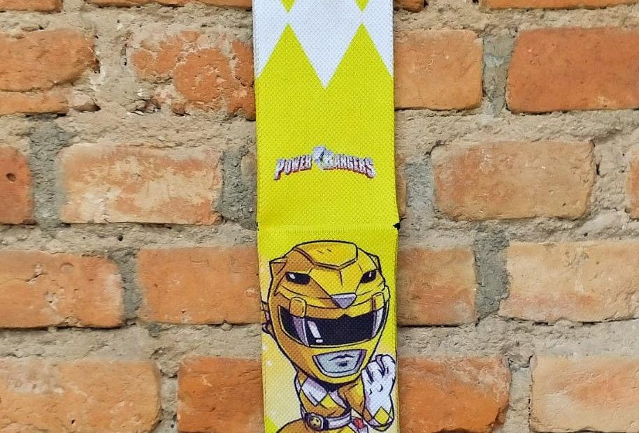 Meia Ranger Amarelo