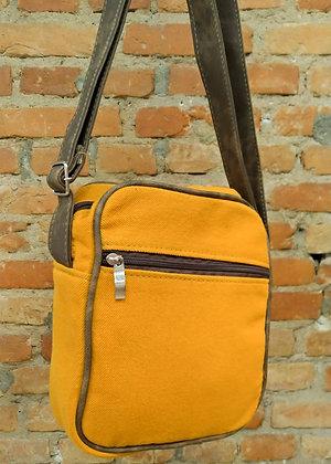 Shoulder bag mostarda - P