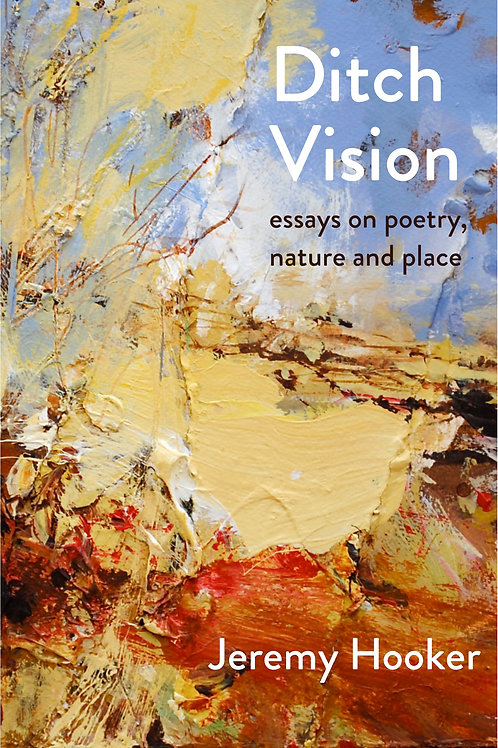 Ditch Vision: Essays on Poetry, Nature, and Place