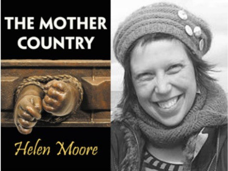 Helen Moore's new book The Mother Country