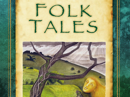 Green Children and other English Folk Tales