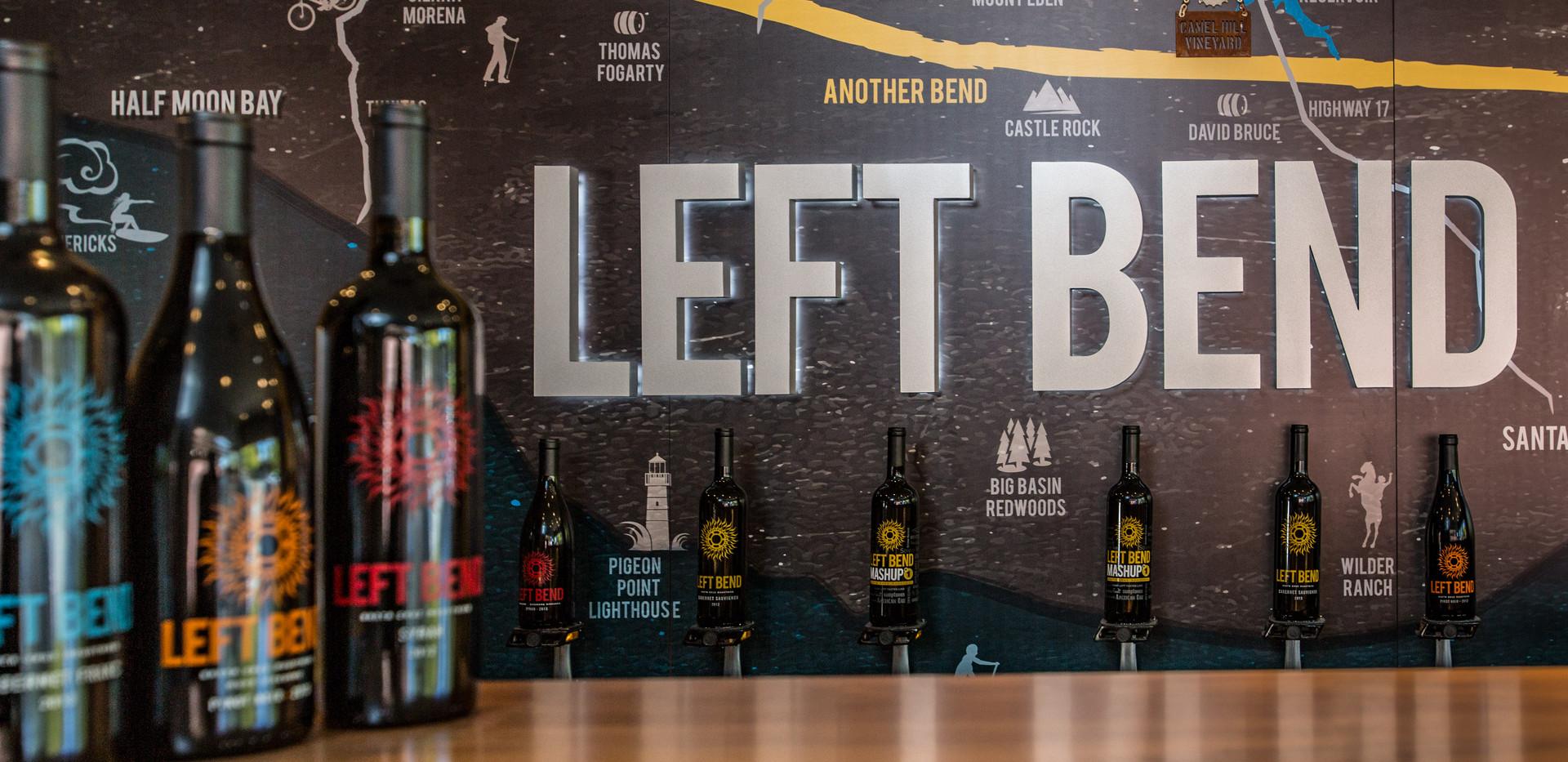 Left Bend Winery - Los Gatos