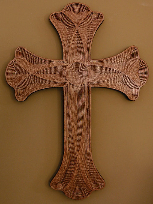 3D Layered Cross