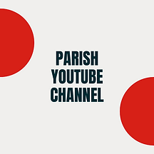 Parish YouTube Channel