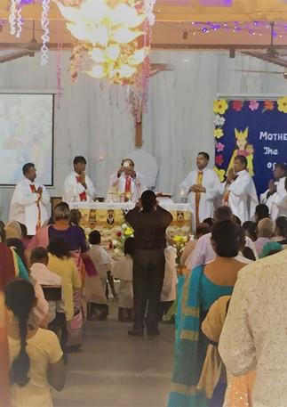 Feast Mass Celebration