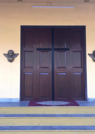 Church Entry Door