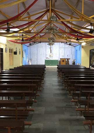Church Entry View