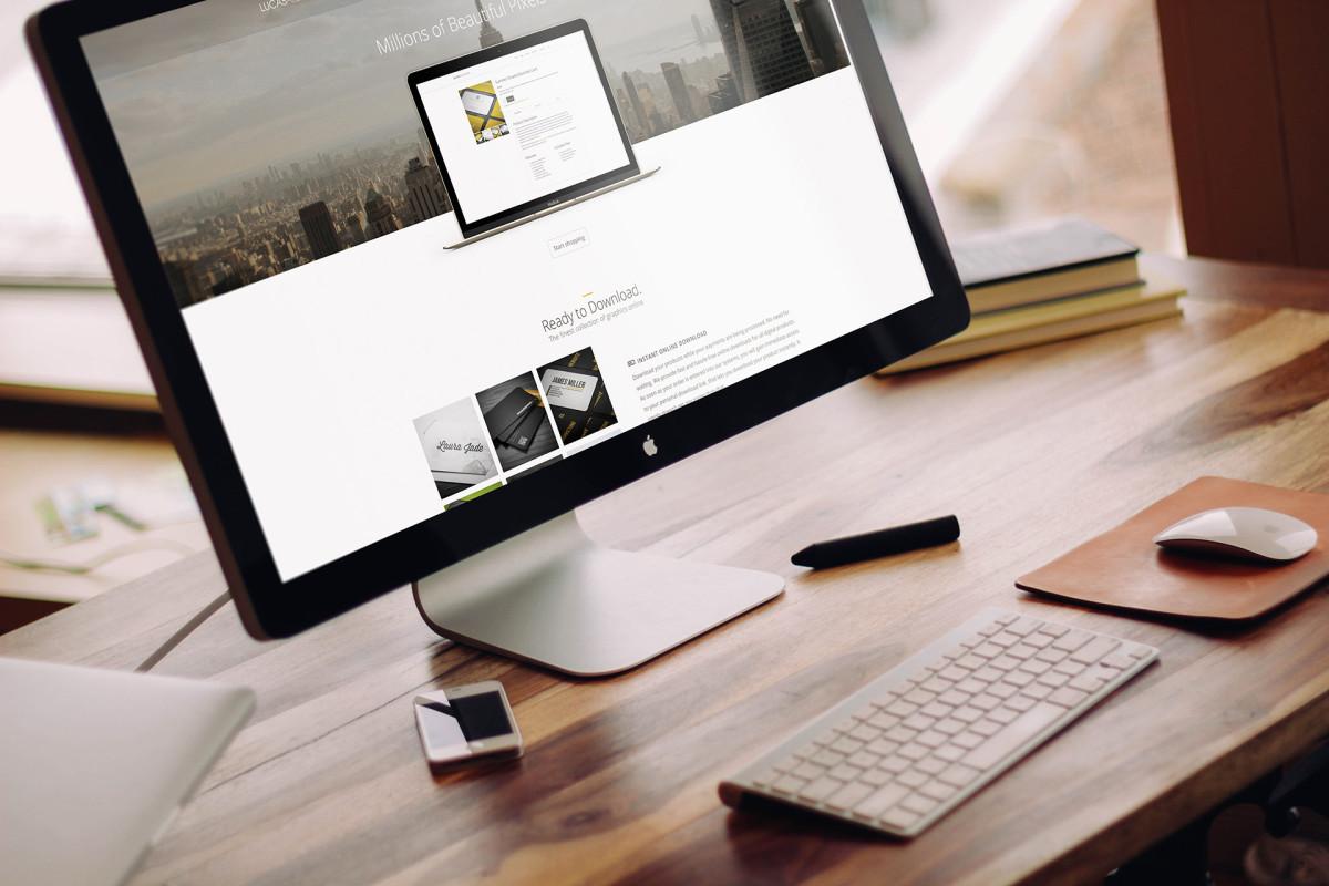 Apple-iMac-Mock-Up-PSD-Freebie