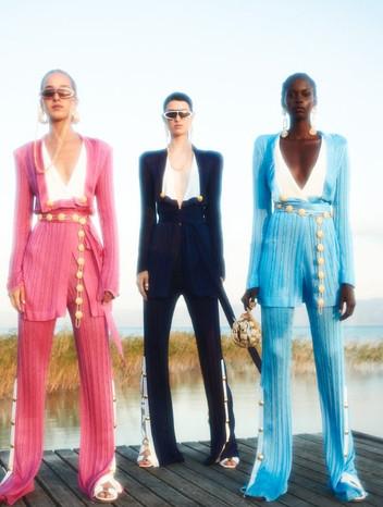 Tendências da Semana de Moda de Nova York