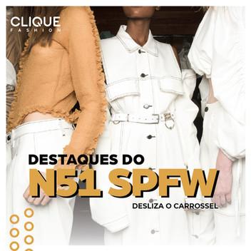 Destaques do SPFW n51
