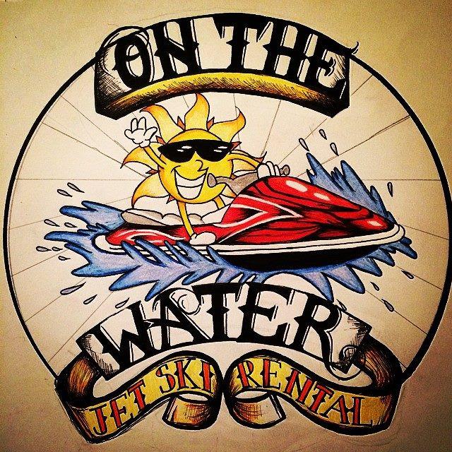 On The Water, Jet Skis, Jet Ski Rentals, Lake Silverwood, Ca,