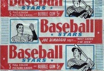 1953 Bowman Color BB