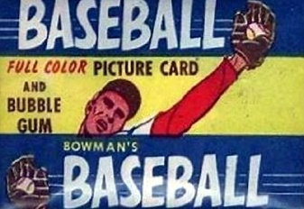 1955 Bowman BB FT